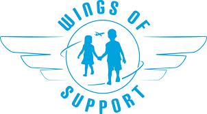 Wings of support sigla