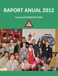 RAPORT ANUAL 2012_cover page