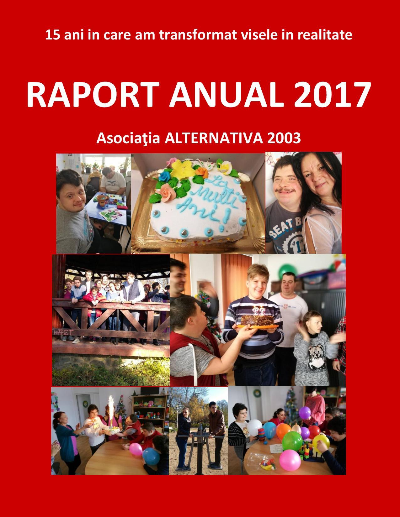 RAPORT ANUAL 2017 pag 1